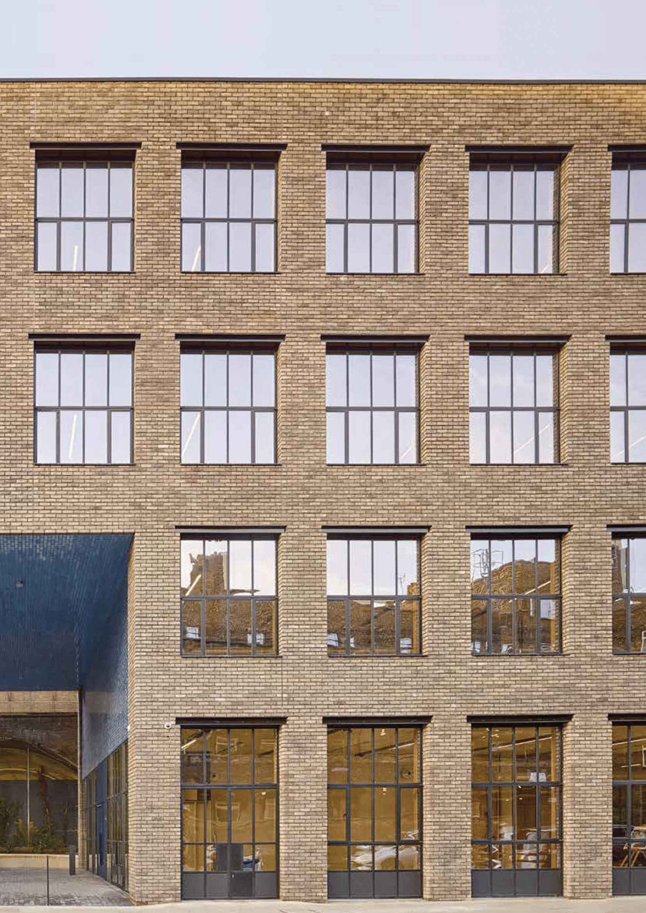 Building with Classic Steel Framed Windows & Doors