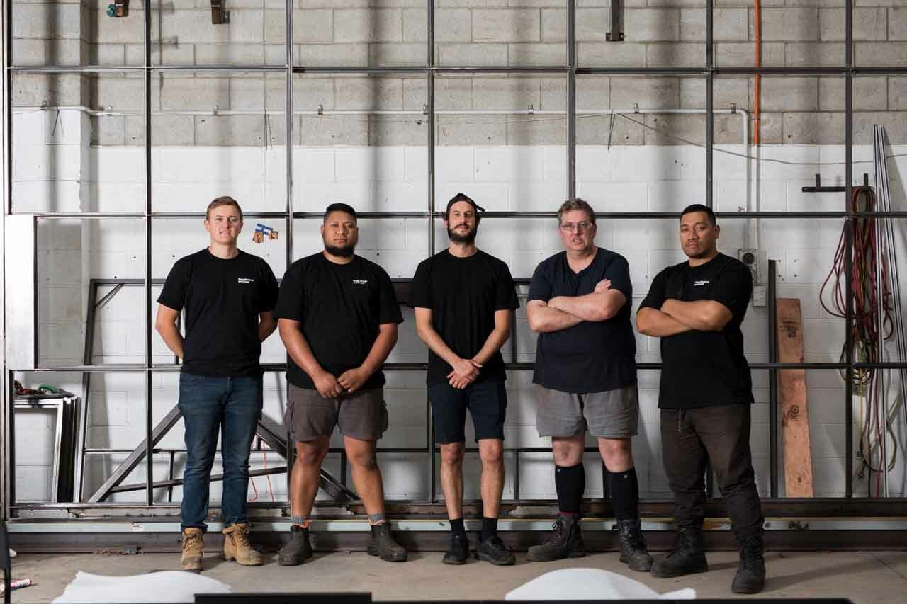 steel windows and doors team nz